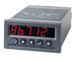 Digital Tilt Indicator has IP65, NEMA 4 front panel.