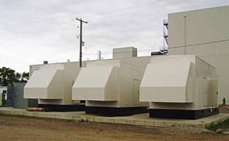 Enclosures Protecting Standby Power Generating Stations at Michigan Milk Producers Association