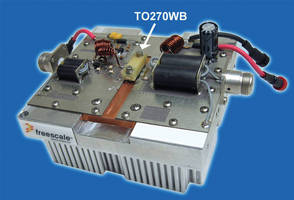 New RF Power Transistor Clamping Devices - TO270WB and TO270WBL