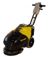 Automatic Floor Scrubber is cordless and compact.