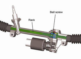 Schaeffler Plant Produces One-Millionth Ball Screw Drive for Electromechanical Steering Systems