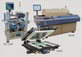 Manncorp.com Launches New Turnkey Section Showcasing 7 Complete SMT Assembly Systems
