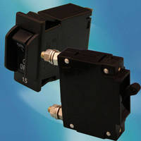 Panel/Screw Mount Circuit Breakers are UL489A and UL1077 recognized.