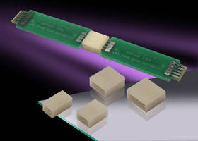 Board-to-Board Connectors are suited for LED lighting strips.