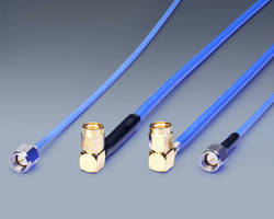 Flexible Cable Assemblies offer VSWR through 18 GHz.