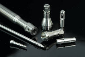 Newest Automated Swiss Machining Cell for Tight Tolerance Medical Components Now Available from Marshall Manufacturing Company