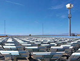 ABB System 800xA for North America's First Commercial Solar Thermal Power Plant