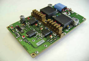Pallet Amplifier suits broadband applications.