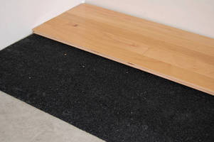 Environmentally Friendly Noise Control Underlayment from Kinetics