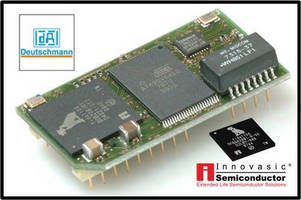 Deutschmann Automation Selects Innovasic Semiconductor's Ethernet Connectivity Solution