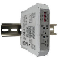 DIN Rail Amplifier is suited for DC strain gage transducers.