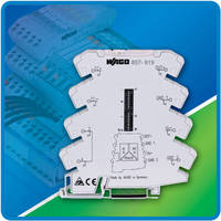 Signal Conditioner provides current or voltage output.