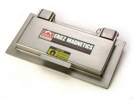 Plate Magnets Shipped within 24 Hours through EriezXpress(TM) Program