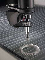 OMAX® Showcases New MAXIEM(TM) Abrasive Waterjet at WESTEC