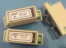 Signal Conditioners tolerate temperatures to 500°C.