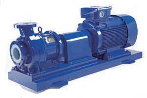 Iwaki America Introduces the MDW Chemical Process Pump