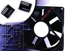 Motor Drive ICs cool fan motors.