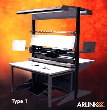 Assembly Workstations minimize vibrations.
