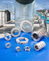 Collars and Couplings Withstand Water and Harsh Chemicals