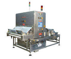 X-Ray and Metal Detector System suits bulk flow applications.