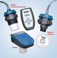 Ultrasonic Sensors are programmable locally or remotely.