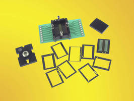 BGA Socket is designed for 0.8 mm pitch DDR2/DDR3 packages.