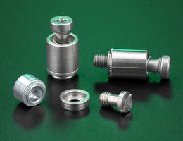PEM® Panel Fasteners Designed for Tool-Only Access Applications Provide Fixed Screw Solutions for EC Machinery Directive