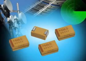 Multi-Anode Tantalum Capacitors offer low ESR.