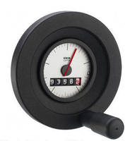 Aluminum Disk Handwheel is designed for position indicators.