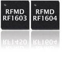 RF Micro Devices® Introduces First Silicon Switches for 3G Smartphones and Other High Performance Applications