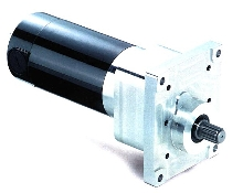 Gearmotor produces up to 1050 lb-in. torque.