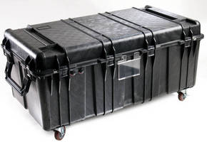 Transport Case offers 20,000 cu in. of usable storage space.