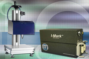 Columbia Marking Tools Investment in New Product Development Pays Back Big in 2010 with Their Release of a Completely New Line of I-Mark(TM) Dot Peen & Diamond Scribe Type Marking Machines, Controllers and Software