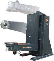 Heavy Duty Welding Positioner has 3 axis of movement.