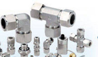 Hy-Lok Compression Tube Fittings Continue to Gain Acceptance Across All Industries