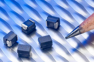 Surface Mount Inductors have 1.0-100 µH inductance range.