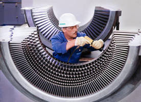 Siemens Receives Order for Steam Turbine-Generator from England - Delivery Scheduled in a Mere 13 Months