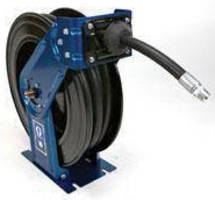 Hose Reels meet needs of light- and heavy-duty applications.