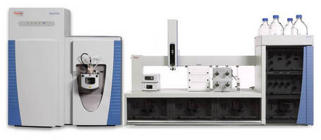 Thermo Fisher Scientific Demonstrates Faster, More Accurate LC/MS Sample Screening