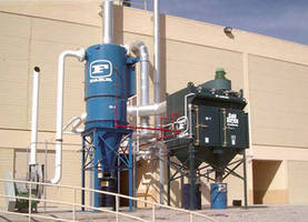 Dust Collector targets high pressure/vacuum applictaions.