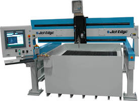 Jet Edge Water Jet Cutting Machine Cuts Virtually Any Material