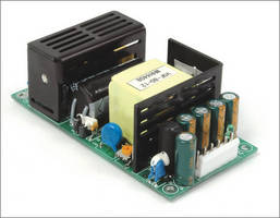 AC-DC Power Supply provides 80 W of continuous output power.