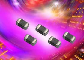 Multilayer Varistor has high voltage rating of 85 Vdc.