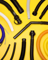 Custom Flexible Hoses meet needs of vacuum and pumping applications.