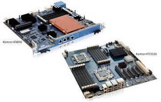 Kontron Offers New Six-Core Intel® Xeon® Processors on ATCA® Node Blade and EATX Server Board for Highly Threaded LTE, IMS, IPTV, and Data Center Applications
