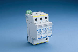 Transient Voltage Surge Protectors target solar PV systems.