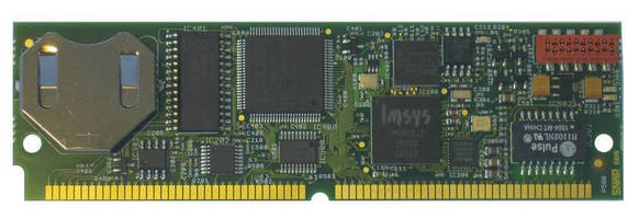 Imsys Launches Major Upgrade of Popular SIMM-72 Snap Module