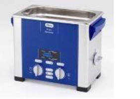 Ultrasonic Cleaner offers 2 frequencies and 4 modes of cleaning.