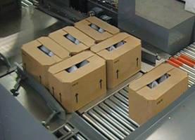 Floor Level Palletizer provides quiet operation.