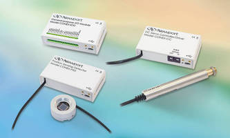 Newport Introduces Affordable, Compact and Simple Photonics Control Devices